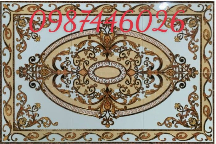 Gạch thảm phòng khách trang trí HP98781