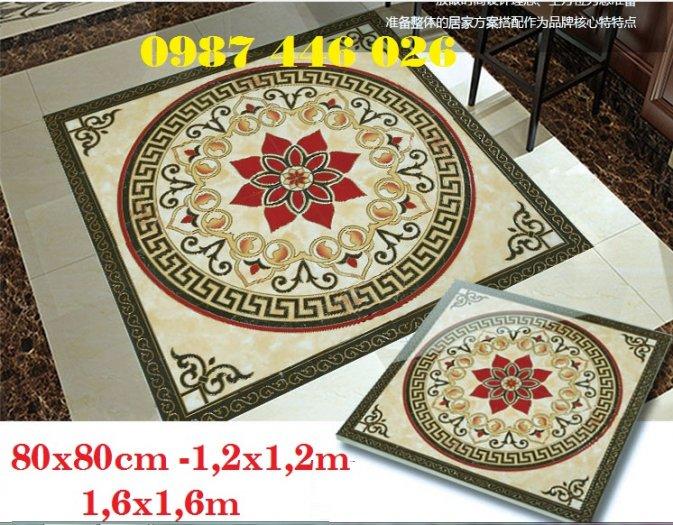 Gạch thảm phòng khách vuông HP8998