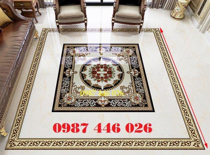 Gạch thảm phòng khách vuông HP8995