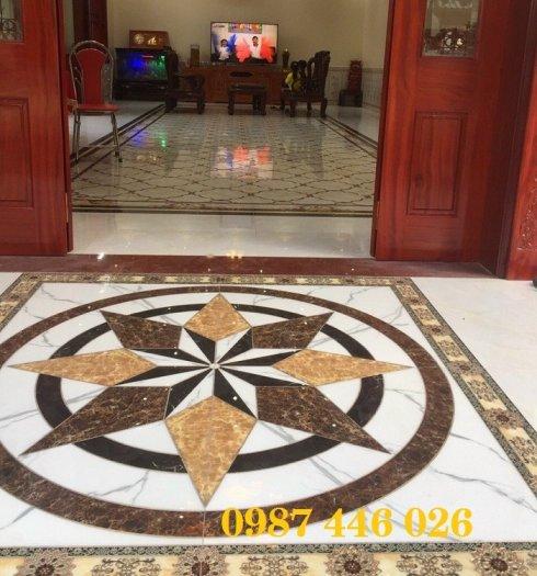 Gạch thảm phòng khách vuông HP8991