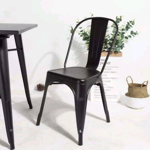 Ghế sắt cafe tolix3