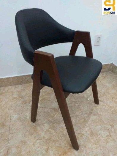 Ghế gỗ cafe chữ A1