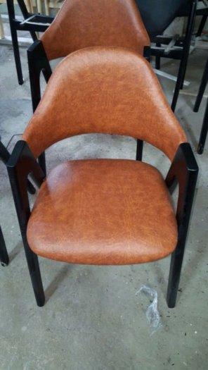 Ghế gỗ cafe chữ A2