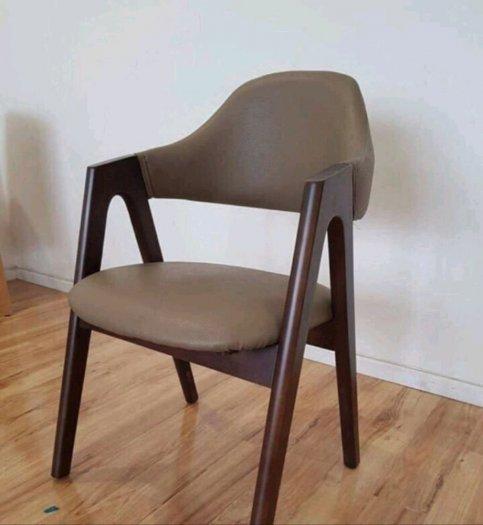 Ghế gỗ cafe chữ A4