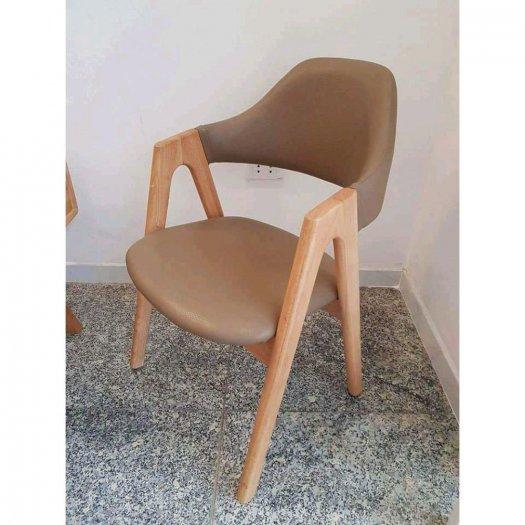 Ghế gỗ cafe chữ A5