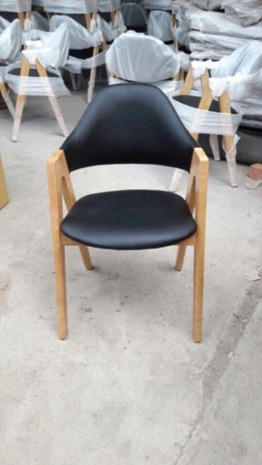 Ghế gỗ cafe chữ A6