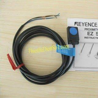 Cảm biến tiệm cận Keyence EZ-18T -Cty Thiết Bị Điện Số 15