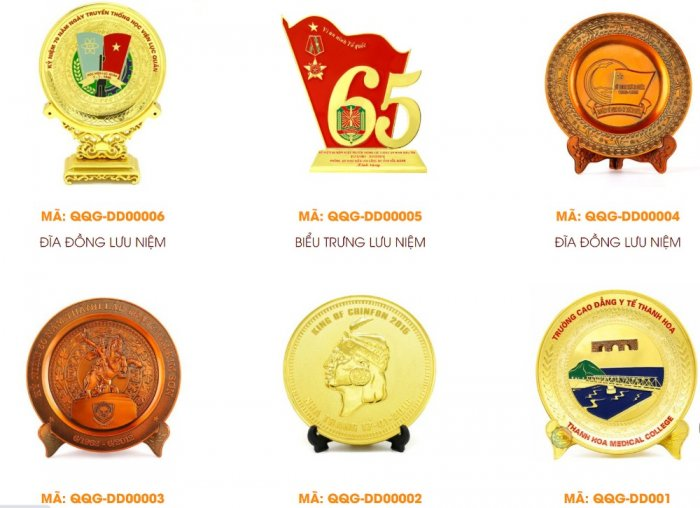 Sản xuất đĩa đồng đúc, Đĩa đồng lưu niệm, đĩa đồng mạ vàng0