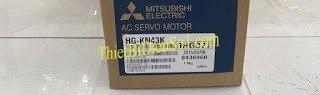 Servo motor Mitsubishi HG-KN43K -Cty Thiết Bị Điện Số 11
