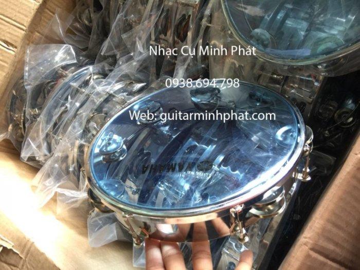 Quận Tân Phú - Cửa hàng trống lục lạc , trống gõ bo, trống lắc tay yamaha giá rẻ0