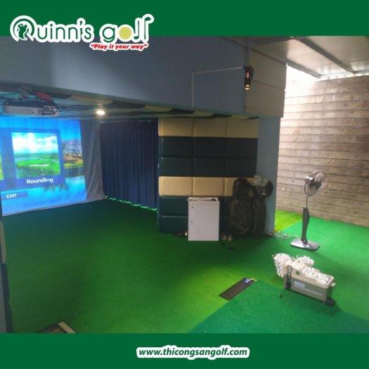 Golf 3D set up4