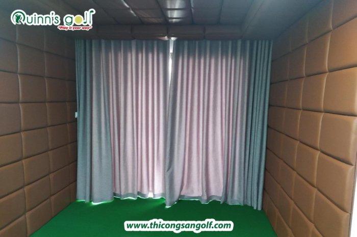Golf 3D set up2
