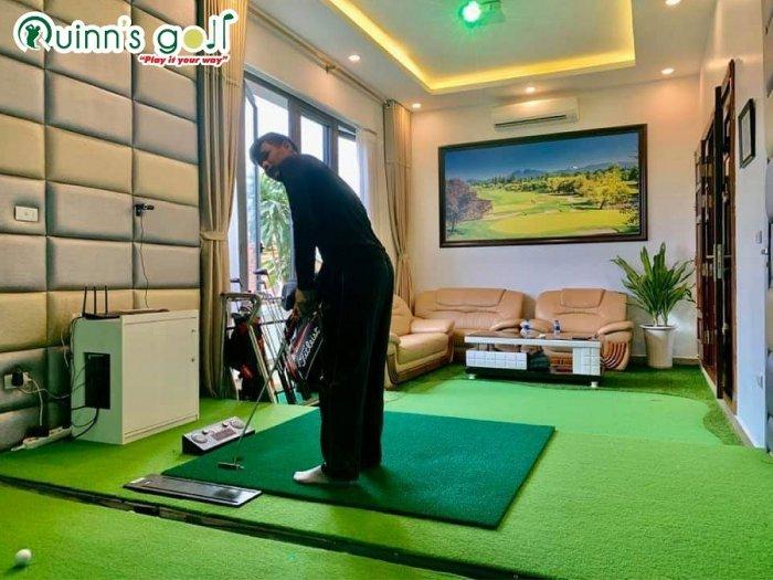 Golf 3D set up1