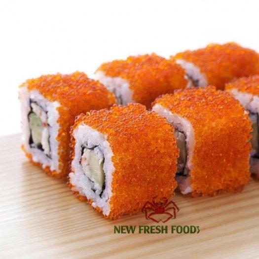 Trứng Tobiko, Trứng Ebiko - New Fresh Foods2