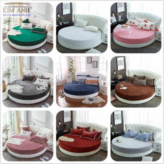 Top những mẫu giường tròn công chúa cho bé gái tại Biên Hòa, Đồng Nai2