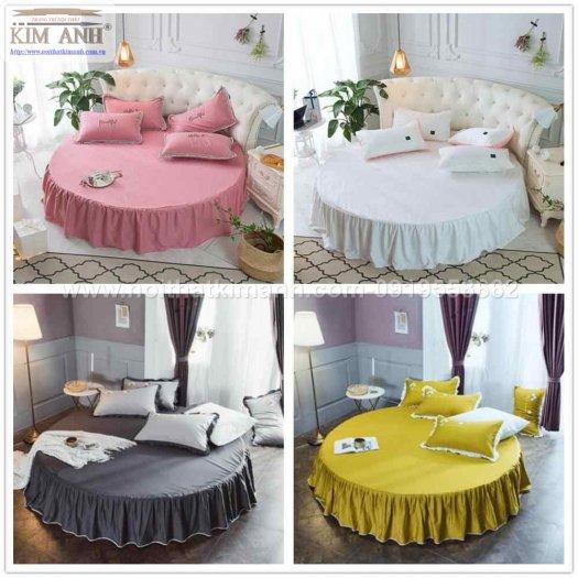 Top những mẫu giường tròn công chúa cho bé gái tại Biên Hòa, Đồng Nai1