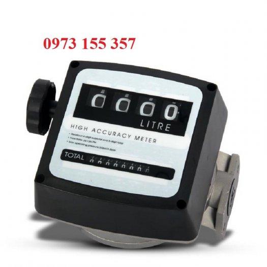 Đồng hồ đo dầu FM-120,Đồng hồ đo dầu cơ,đồng hồ đo lưu lượng dầu 4 số0