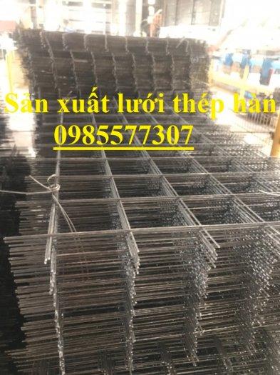 Lưới thép đổ sàn phi 4 a100 x 100,  150 x150, 200 x 2008