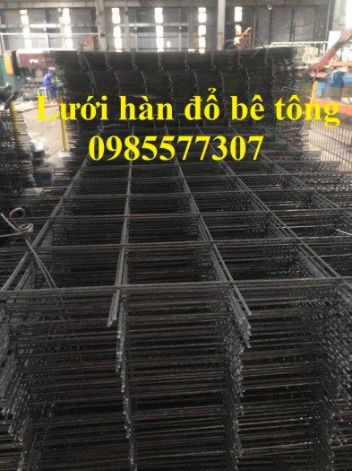 Lưới thép đổ sàn phi 4 a100 x 100,  150 x150, 200 x 2007
