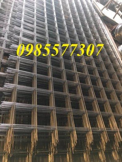Lưới thép đổ sàn phi 4 a100 x 100,  150 x150, 200 x 2004