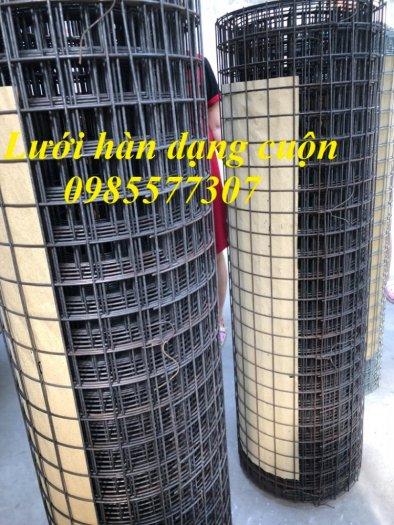 Lưới thép đổ sàn phi 4 a100 x 100,  150 x150, 200 x 2002