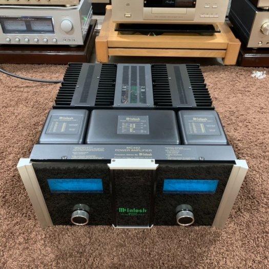 Mclintosh power MC-4027