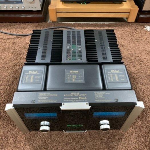 Mclintosh power MC-4023