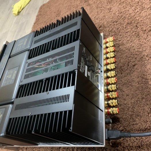 Mclintosh power MC-4021