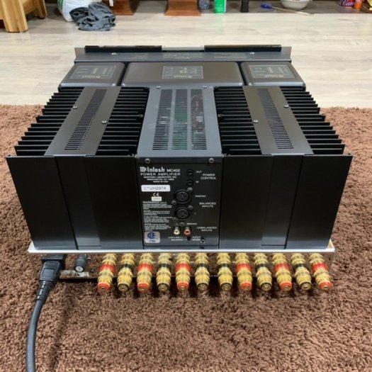 Mclintosh power MC-4020
