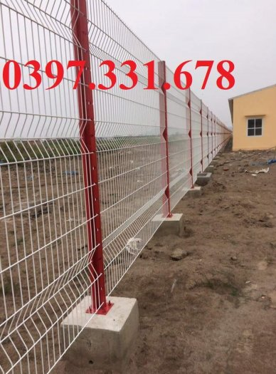 Chuyên sản xuất lưới thép hàn, lưới thép hàng rào 5ly ô (50x50), (50x100), (50x150), (50x200) làm theo yêu cầu4
