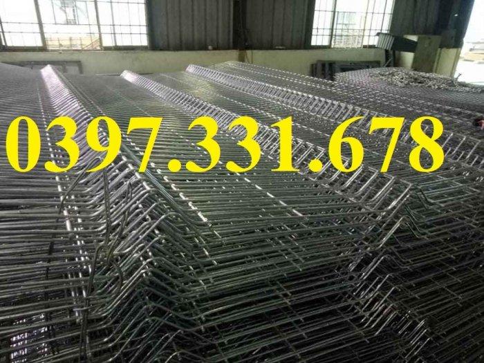 Chuyên sản xuất lưới thép hàn, lưới thép hàng rào 5ly ô (50x50), (50x100), (50x150), (50x200) làm theo yêu cầu3