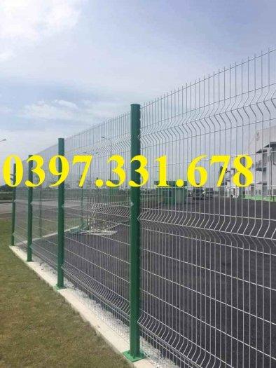 Chuyên sản xuất lưới thép hàn, lưới thép hàng rào 5ly ô (50x50), (50x100), (50x150), (50x200) làm theo yêu cầu1