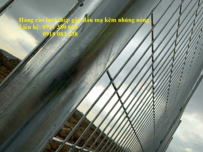 Hàng rào lưới thép mạ kẽm nhúng giá tốt nhất Hà Nội- Nhật Minh Hiếu4