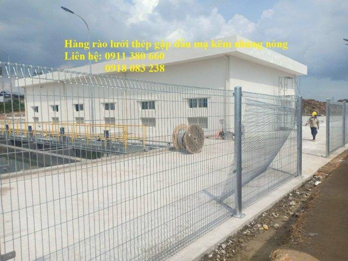 Hàng rào lưới thép mạ kẽm nhúng giá tốt nhất Hà Nội- Nhật Minh Hiếu0