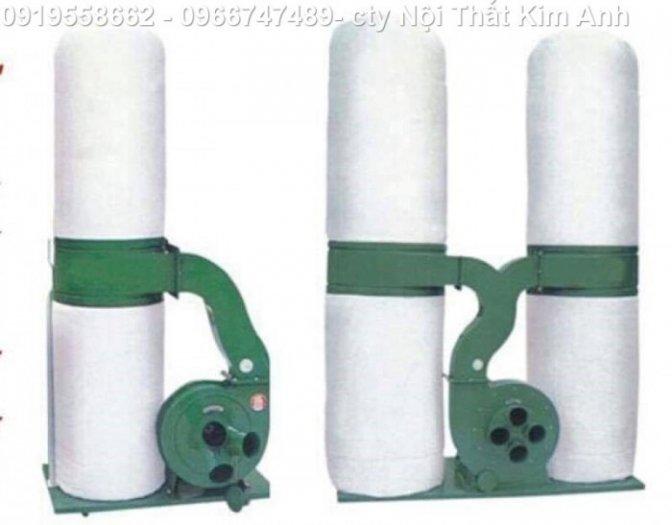 Máy hút bụi 2 túi vải giải pháp tối ưu cho các xưởng  tại Thuận An, Bình Dương6