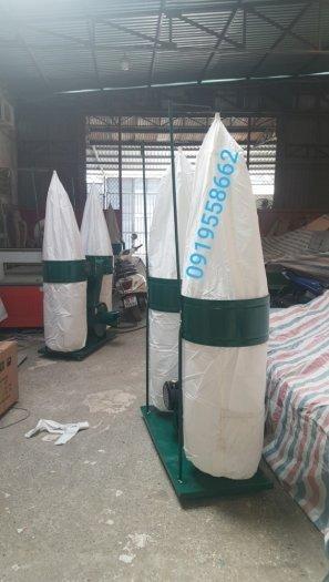 Máy hút bụi 2 túi vải giải pháp tối ưu cho các xưởng  tại Thuận An, Bình Dương2
