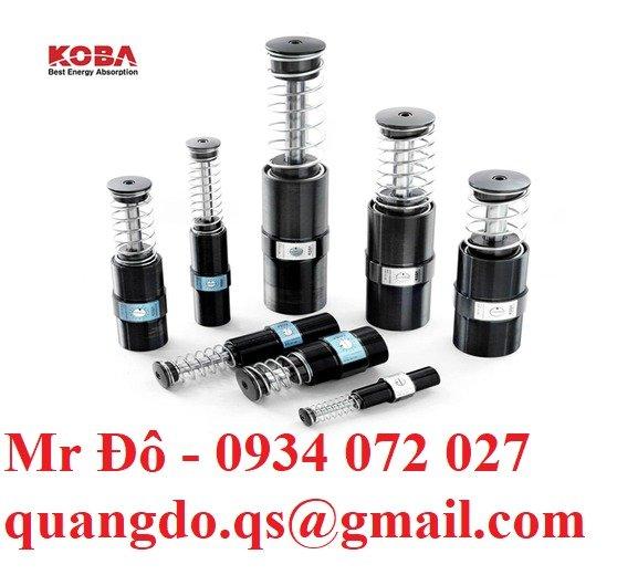 Đại lý KOBA Shock Absorber   Thiết bị giảm rung động1