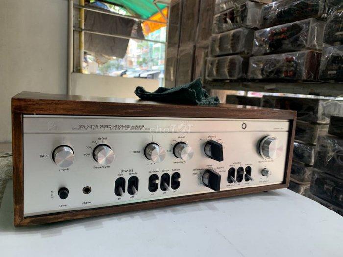 Bán chuyên Ampli luxman L505V đẹp long lanh hàng bải tuyển chọn về zin 100% , không chỉnh sửa,5