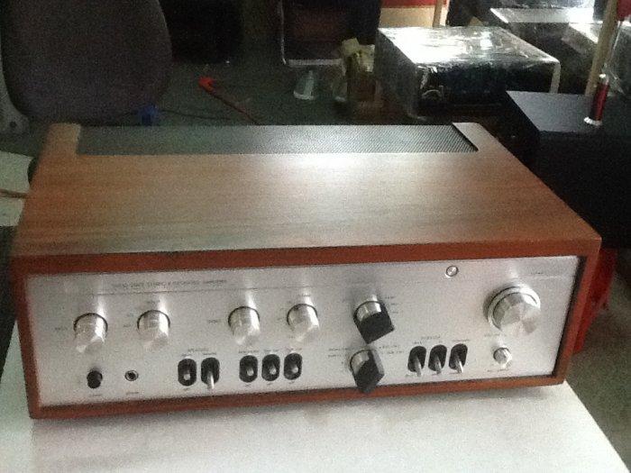 Bán chuyên Ampli luxman L505V đẹp long lanh hàng bải tuyển chọn về zin 100% , không chỉnh sửa,2