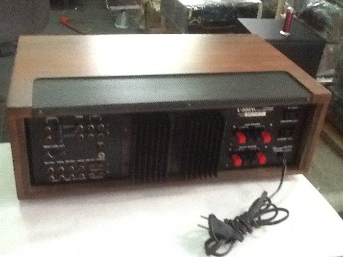 Bán chuyên Ampli luxman L505V đẹp long lanh hàng bải tuyển chọn về zin 100% , không chỉnh sửa,1