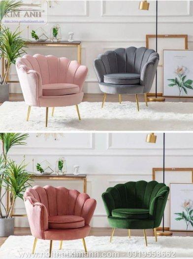Ghế sofa vỏ sò bọc nỉ cao cấp cho phòng khách tại Phú Giáo - Bình Dương6
