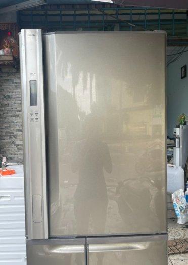 Tủ lạnh TOSHIBA GR-A41G (XT)- DATE 2008 dung tích 405Lít8