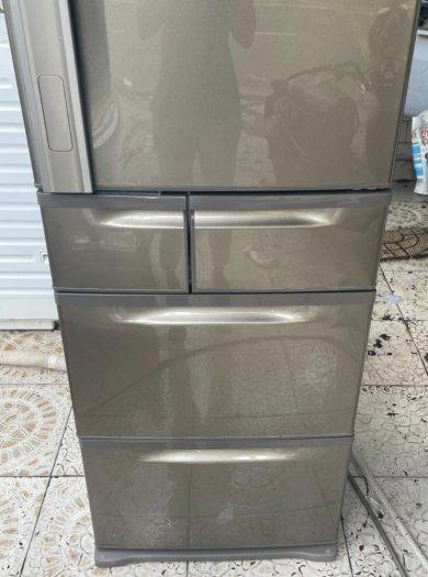 Tủ lạnh TOSHIBA GR-A41G (XT)- DATE 2008 dung tích 405Lít7