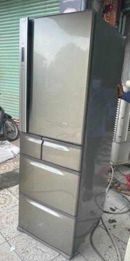 Tủ lạnh TOSHIBA GR-A41G (XT)- DATE 2008 dung tích 405Lít5
