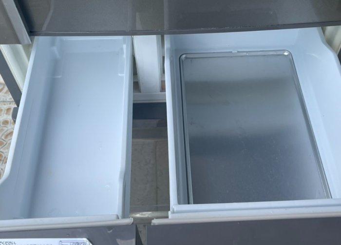 Tủ lạnh TOSHIBA GR-A41G (XT)- DATE 2008 dung tích 405Lít3