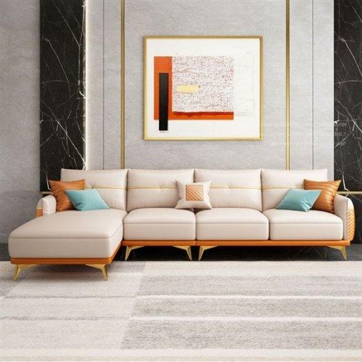 TOP 10 mẫu ghế sofa góc L đẹp cho phòng khách được săn đón nhất năm 20219