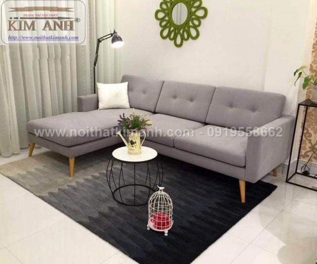 TOP 10 mẫu ghế sofa góc L đẹp cho phòng khách được săn đón nhất năm 20215