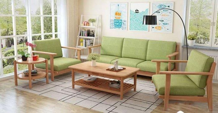 Mua bàn ghế sofa trả góp lãi suất 0% tại nội thất Kim Anh chỉ cần thẻ tín dụng13