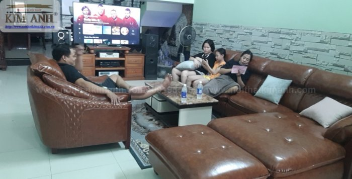 Mua bàn ghế sofa trả góp lãi suất 0% tại nội thất Kim Anh chỉ cần thẻ tín dụng5