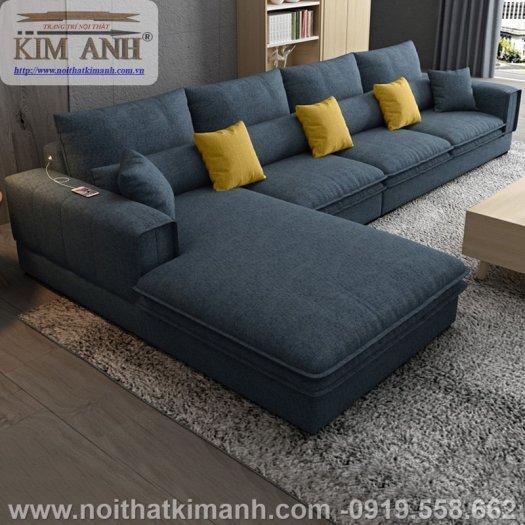 Sofa da công nghiệp cho phòng khách, chung cư tại Biên Hòa, Đồng Nai6